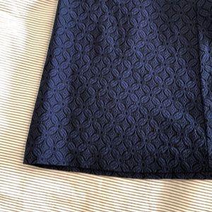 Margaret M Navy Skirt from Stitchfix